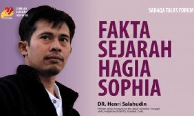 Menelusuri Fakta-fakta Sejarah Hagia Sophia