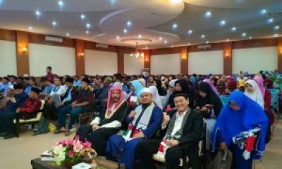 Pelatihan Menghafal Al-Quran Metode Gaza Gelombang Ke 2 di Mataram NTB