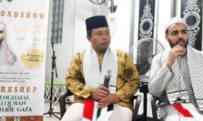 Workshop Menghafal Al-Quran dengan Metode Gaza