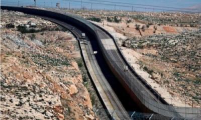 """Jalan """"APARTHEID"""" Pertama dalam Sejarah Dibuka oleh Zionis Israel"""