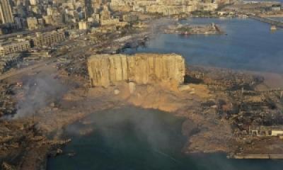 Ledakan Lebanon dan Lanjutan Mimpi Buruk Warga Beirut