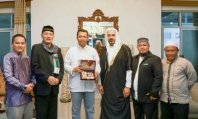 Latih Metode Menghafal Al-Qur'an di NTB, Gubernur Sambut Syaikh Said dari Palestina