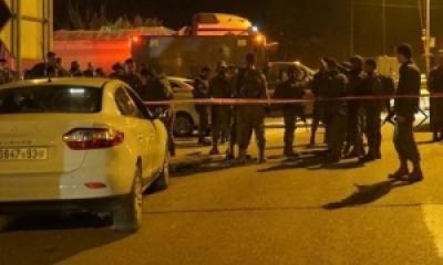 Penembakan Dua Warga Palestina di Dekat Pos Pemeriksaan Al-Jamala