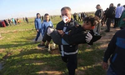Dalam 2 Pekan Zionis Israel Membunuh 4 Anak Palestina
